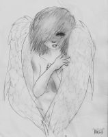 The Angel by XxD3lIlaHxX