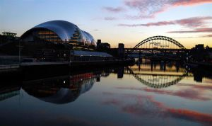 the tyne by awjay
