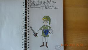 Link - BAR style by BARproductions