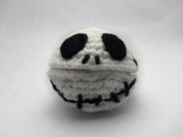 Jack Skellington Headphone 01 by nsdragons
