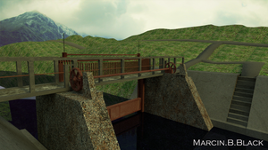 The Old Dam by MarcinBBlack