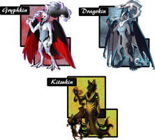 Kinisp Adoptables 2 [Sold Out] by Aevix