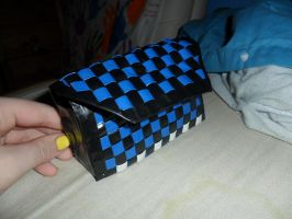 Duck Tape Purse by jazzyjazz666