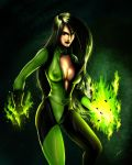 Shego of Kim Possible by G0N7AL0