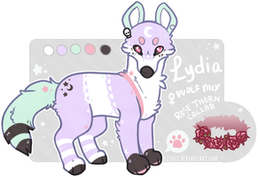 [Com] Lydia Pup by lithxe