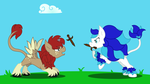 Childhood Friends: Contest Entry by pretty-pegasus-wings