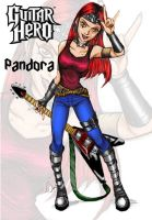 Pandora-GUITAR HERO by BuTanI