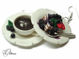 Blueberry dessert 4 by OrionaJewelry