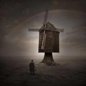 Song of the windmill by Alshain4