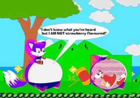 Avey Ate Amy Rose by Kphoria