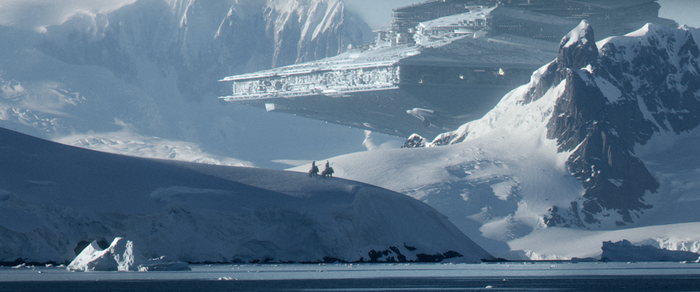 Star Wars - Star Destroyer G - Orto Plutonia by BB22Andy