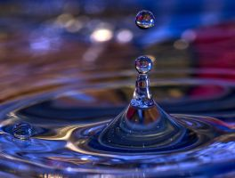 Water Drop 01 by NellyGrace3103