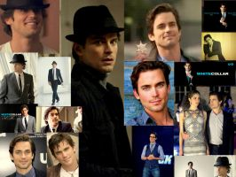 The Many Faces Of Neal Caffrey by Silver-Moonshine01