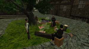 Monday Bardic at the Isle of Dee 4/9 by TERABBS