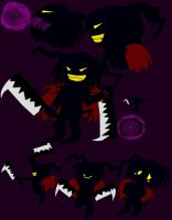 Me as an heartless :3 by Demongirl-433
