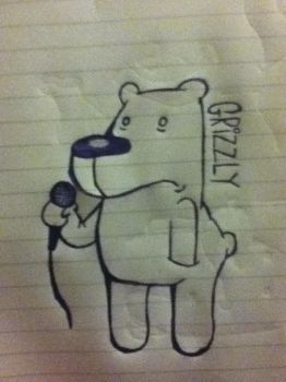 Grizzly Logo (See Description) by SamMuleOden