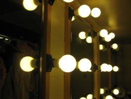 Dressing Room Lights by KageCat34