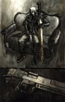 Even the Devil May Cry by ScabbedAngel