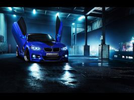 BMW M235i by roleedesign
