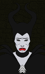 Evil Women Crying: Maleficent by Starmansurfer