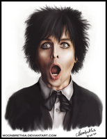 Billie Joe Armstrong by Moonbrethia