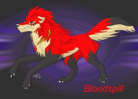 Bloodspill by DrMario64