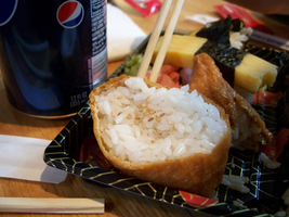 Inari and Tamago 4 by OnTheGanges