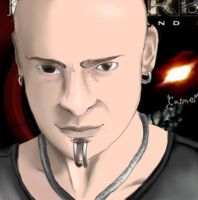 david michael draiman by ochiba1110