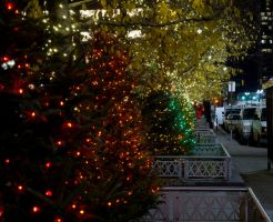Christmas in Downtown Detroit by JessicaDobbs