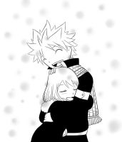 NaLu: Warmth by xmizuwaterx