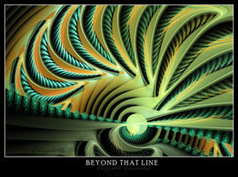 Beyond That Line by Elizabeth-habla