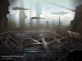 future city by LuisTomas