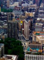 Triangle - Tilt Shift by eivaj