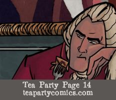 Tea Party: An American Story, Page 14 by Theamat