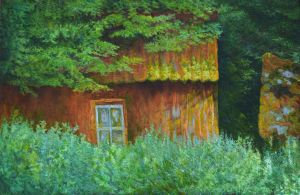 Little House In A Thicket by AldemButcher