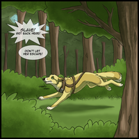 Comic Panel Experiment by Caliber13
