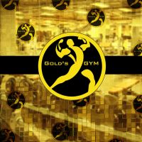 bunting golden - golds gym by bilalstunning