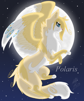 Polaris :COLORED: by InkQueenPilus