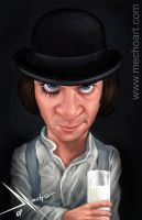 Alex Clockwork Orange by Mecho