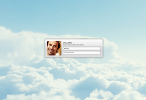 Clouds: SLiM Theme by artt-m