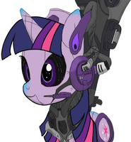 Adjutant Sparkle by CH33ZUS