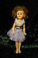 Full view Shirley Temple Doll by paintresseye