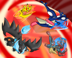 Pokemon Smash Stars by Xero-J