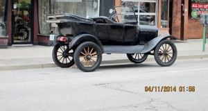 1924 Ford by catsvsfox