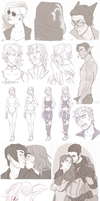 Sketch Dump 14 by Rejuch