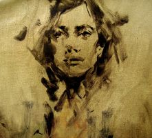 raw umber meets stroke by alrasyid