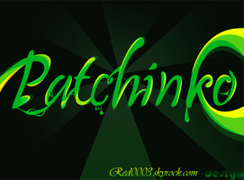 patchinko green by red0003