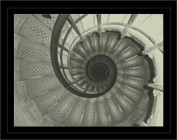Downward Spiral by keiross
