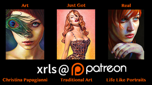 Patreon page by XRlS