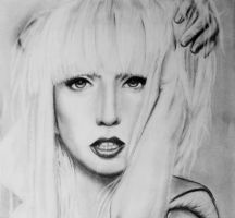Lady Gaga by Love-His-Golden-Eyes